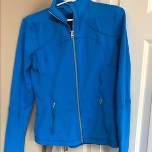 Lululemon Royal blue jacket